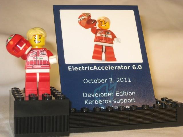 "ElectricAccelerator 6.0 ""Ship It!"" Award"