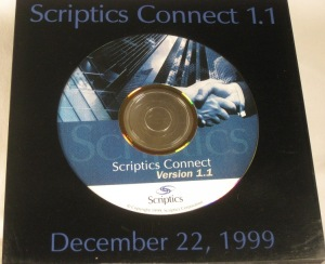 "Scriptics Connect 1.1 ""Ship It!"" Award"