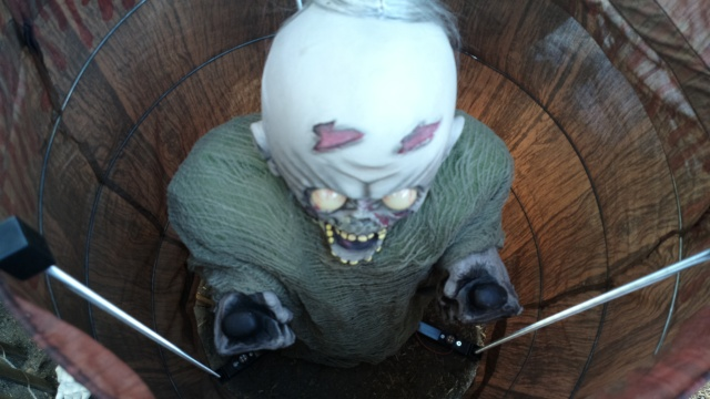 2013 Graveyard - Zombie Barrel