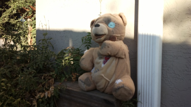 2013 Graveyard - Deady Bear
