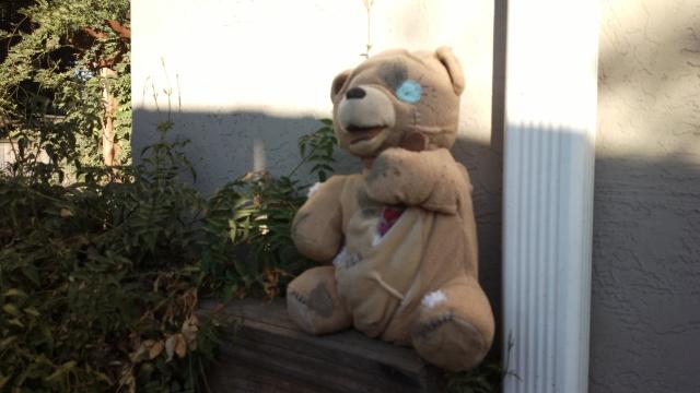 2013 Graveyard - Deady Bear