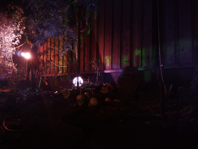 2013 Graveyard - Open Grave